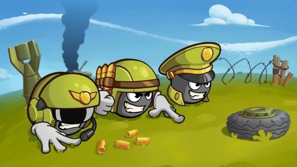 Warlings 2: Total Armageddon Android Game Image 1
