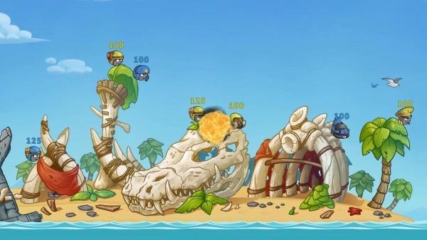 Warlings 2: Total Armageddon Android Game Image 2