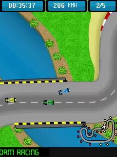 Formula: Firestorm Racing Java Game Image 4