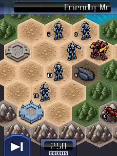 Xpressed UniWar Java Game Image 3