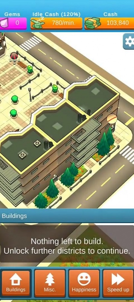 Tiny Landlord: Idle City & Town Building Simulator Android Game Image 1