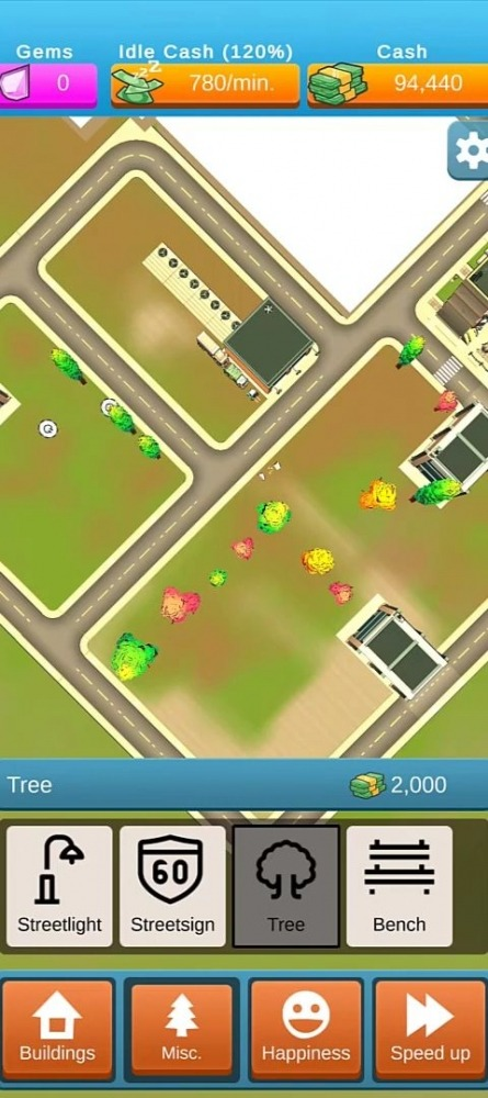 Tiny Landlord: Idle City & Town Building Simulator Android Game Image 2