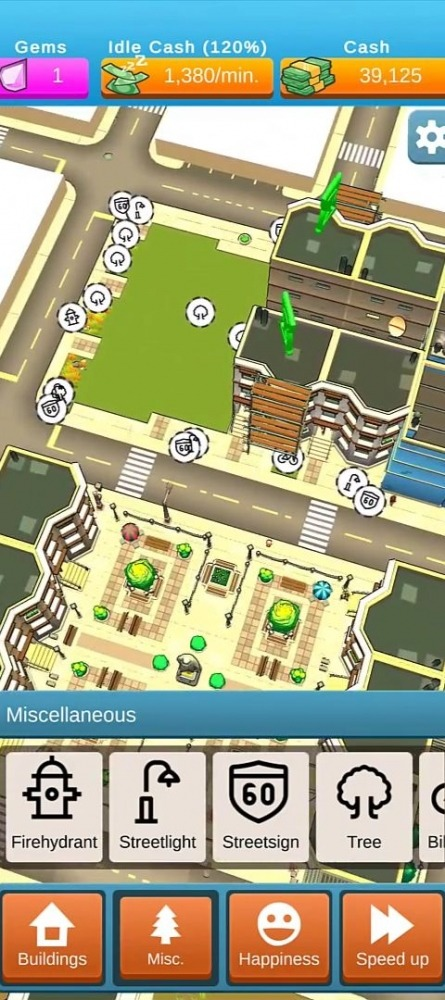 Tiny Landlord: Idle City & Town Building Simulator Android Game Image 3