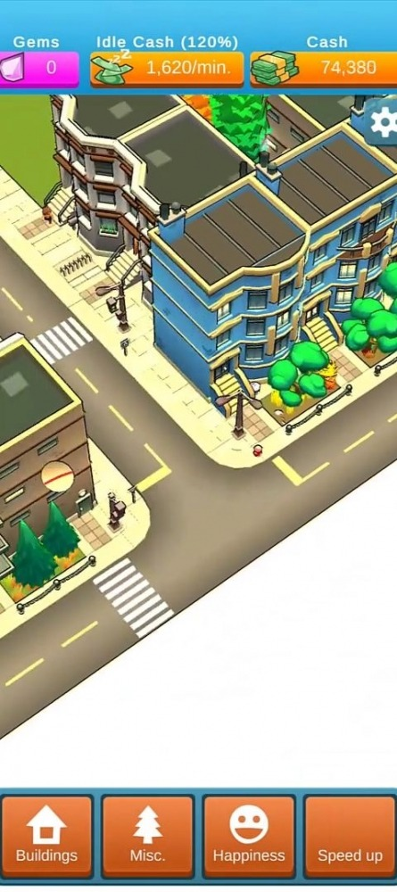 Tiny Landlord: Idle City & Town Building Simulator Android Game Image 4
