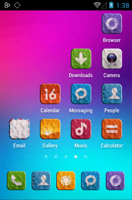 Contrity Icon Pack Android Theme Image 2