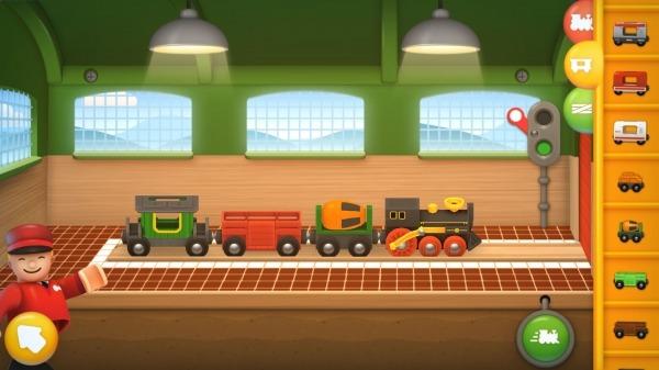 BRIO World - Railway Android Game Image 1