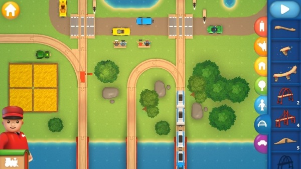 BRIO World - Railway Android Game Image 2