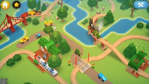 BRIO World - Railway Android Game Image 3