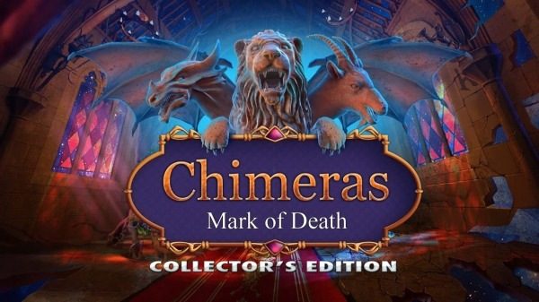 Chimeras: Mark Of Death - Hidden Objects Android Game Image 1