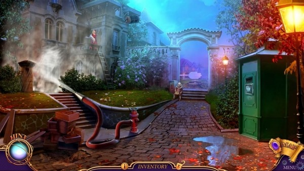Chimeras: Mark Of Death - Hidden Objects Android Game Image 2