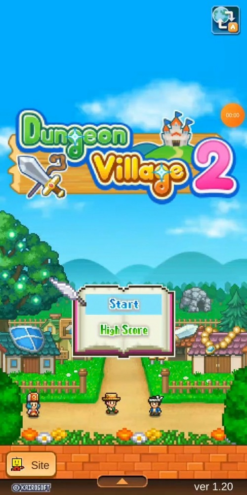 Dungeon Village 2 Android Game Image 1