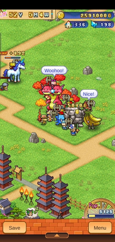 Dungeon Village 2 Android Game Image 3