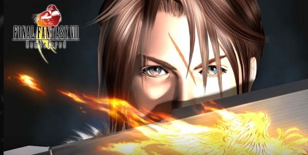 FINAL FANTASY VIII Remastered Android Game Image 1