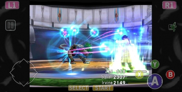 FINAL FANTASY VIII Remastered Android Game Image 2