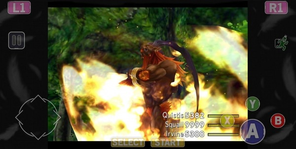 FINAL FANTASY VIII Remastered Android Game Image 3