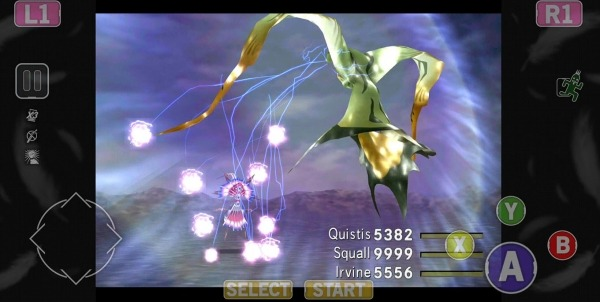 FINAL FANTASY VIII Remastered Android Game Image 4