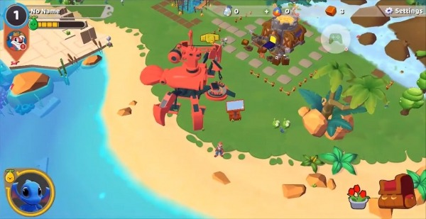 Neopets: Island Builders Android Game Image 1