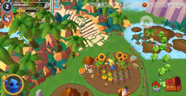 Neopets: Island Builders Android Game Image 3