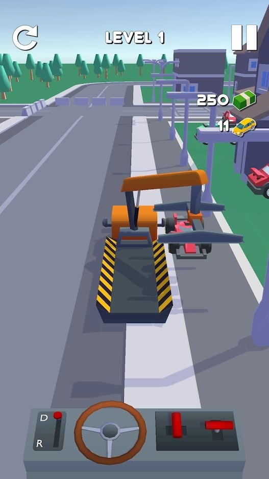 Tow Truck Android Game Image 2