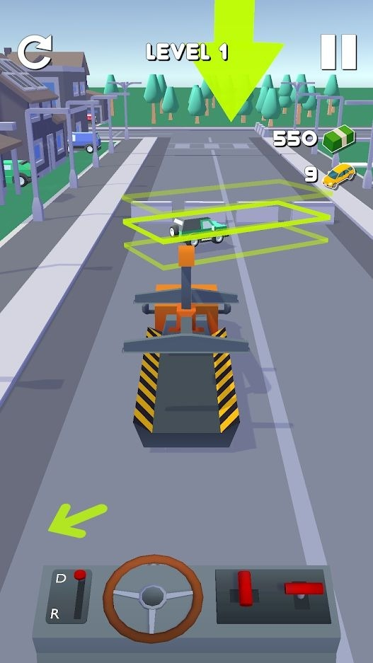 Tow Truck Android Game Image 4