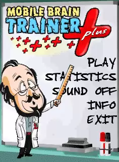 Mobile Brain Trainer Plus Java Game Image 1