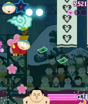 South Park: Mega Millionaire Java Game Image 3