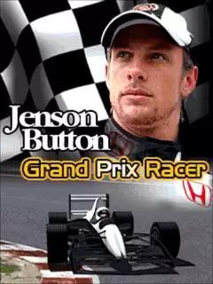 Jenson Button: Grand Prix Racer Java Game Image 1