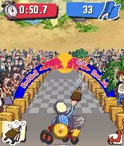 Red Bull Soapbox Race Java Game Image 2