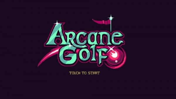 Arcane Golf Android Game Image 1