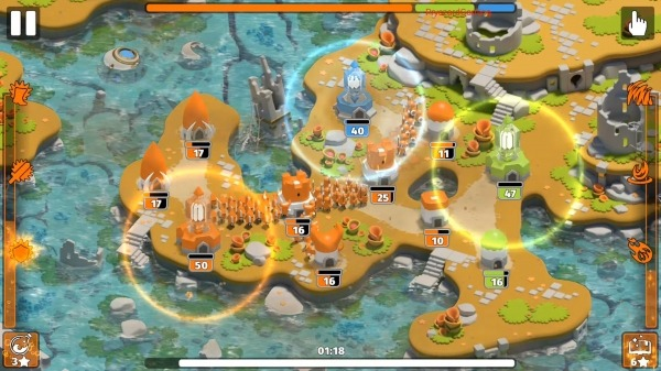 BattleTime 2: Ultimate Android Game Image 2