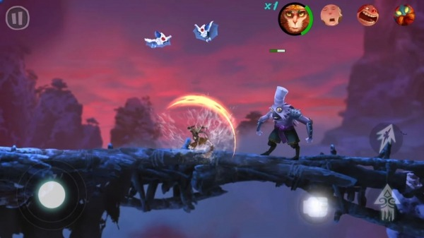 Unruly Heroes Android Game Image 4