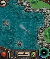 Silent Hunter: U-Boat Aces Java Game Image 3