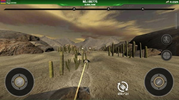 Archery Shooting Battle 3D Match Arrow Ground Shot Android Game Image 3