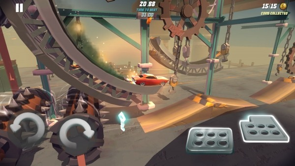 Stunt Car Extreme Android Game Image 3