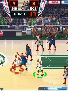 NBA Pro Basketball 2010 Java Game Image 3