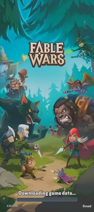Fable Wars: Epic Puzzle RPG Android Game Image 1