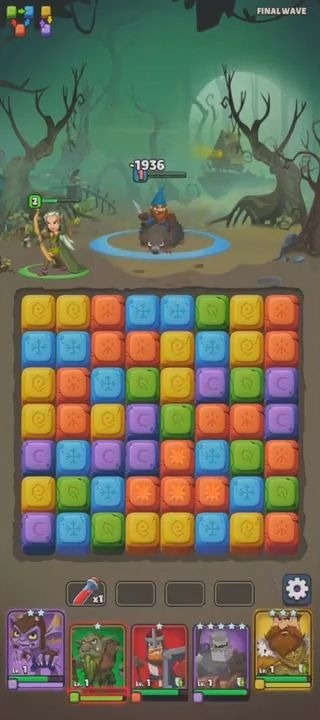 Fable Wars: Epic Puzzle RPG Android Game Image 2