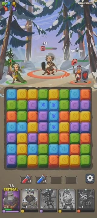 Fable Wars: Epic Puzzle RPG Android Game Image 3