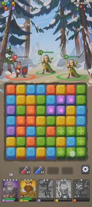 Fable Wars: Epic Puzzle RPG Android Game Image 4