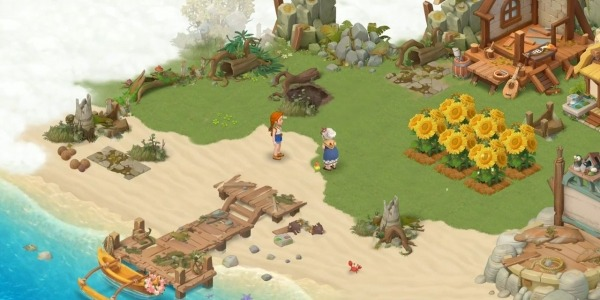 Family Farm Adventure Android Game Image 2