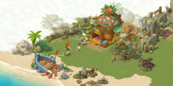 Family Farm Adventure Android Game Image 4