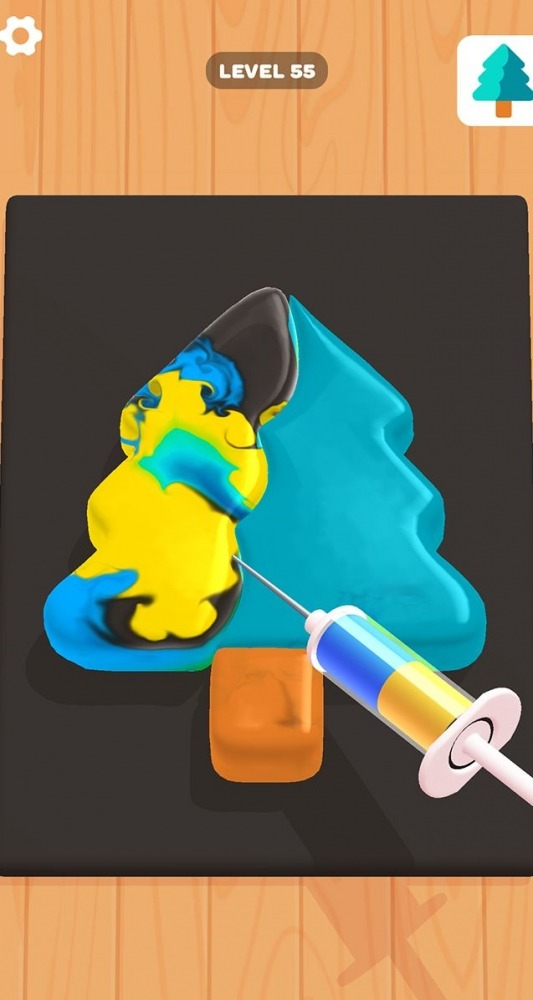 Jelly Dye Android Game Image 3