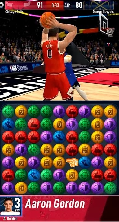 NBA Ball Stars: Play With Your Favorite NBA Stars Android Game Image 2