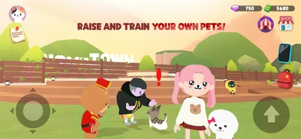 Play Together Android Game Image 3