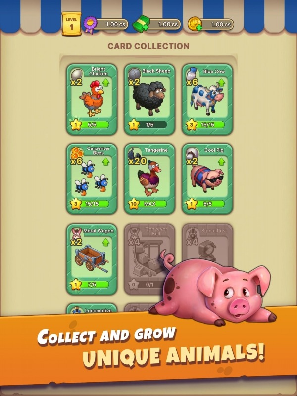 Idle Farmer Simulator: Build Your Farming Empire! Android Game Image 2