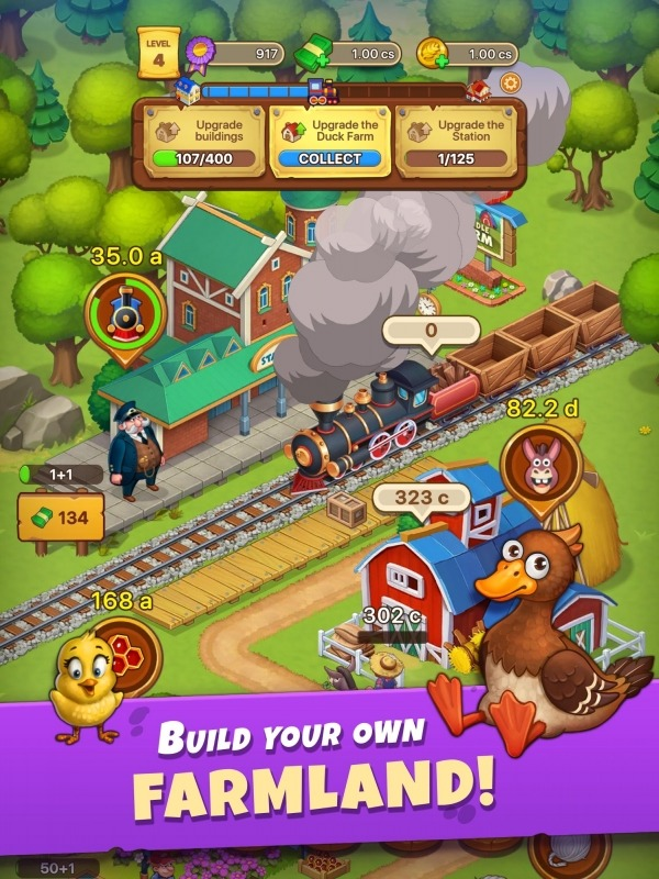 Idle Farmer Simulator: Build Your Farming Empire! Android Game Image 3