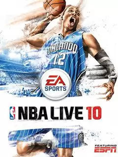 NBA Live 2010 Java Game Image 1