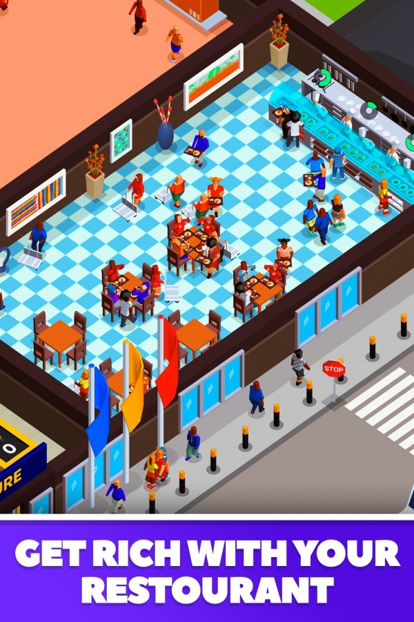 Idle Furniture Store Tycoon - My Deco Shop Android Game Image 3