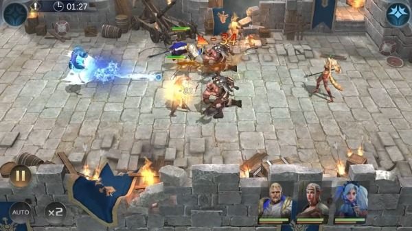 Twilight Siege Android Game Image 1