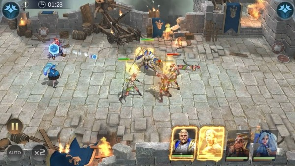 Twilight Siege Android Game Image 2